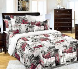Купить постельное белье из бязи «Лондон 1» в Белгороде