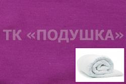 Купить фиолетовый трикотажный пододеяльник {citys}